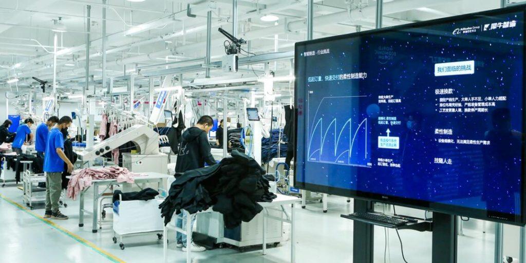 Mô hình Nhà máy của tương lai ?