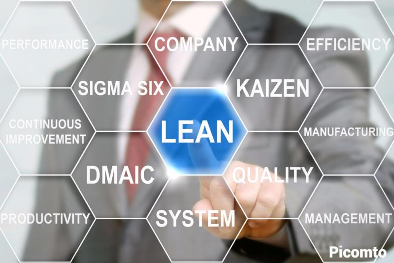 Digital Lean Manufacturing – Sản xuất tinh gọn kỹ thuật số là gì ?