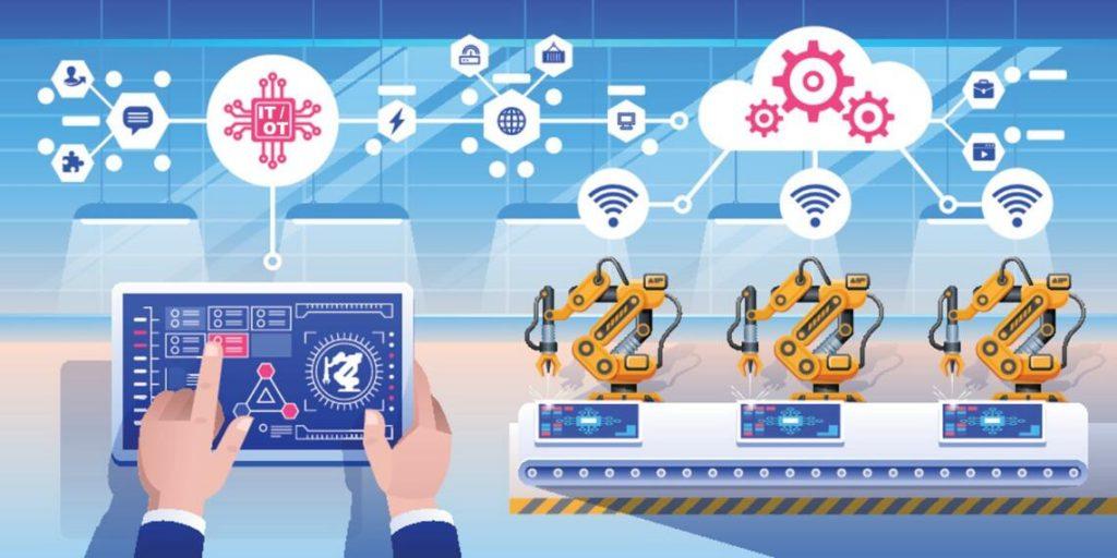 Xây dựng chuỗi giá trị của nhà máy số và Tối đa hóa giá trị đầu tư IoT