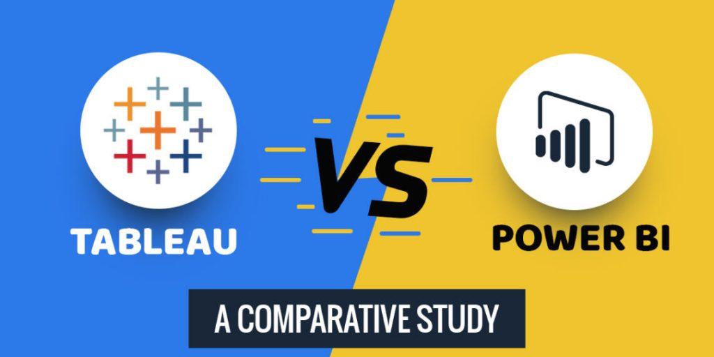 So sánh công cụ phân tích dữ liệu Power BI và Tableau